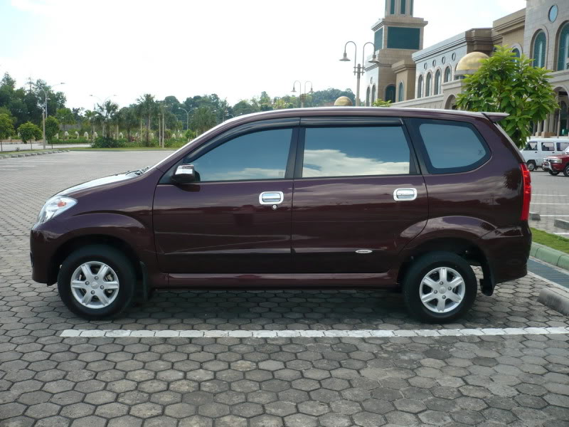 Daihatsu Xenia Li VVT I Deluxe 2010 Ulasan Dan Harga