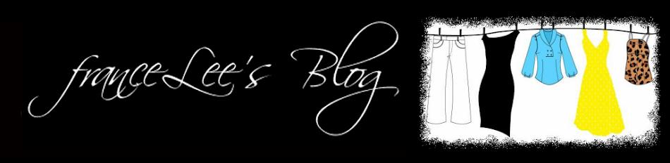 france Lee's Blog