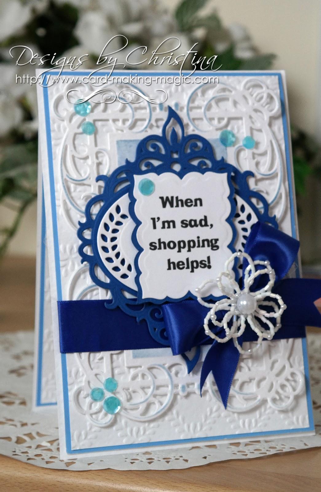 Card Making Magic Ideas Part - 35: Tuesday Tutorial - Mystical Embrace