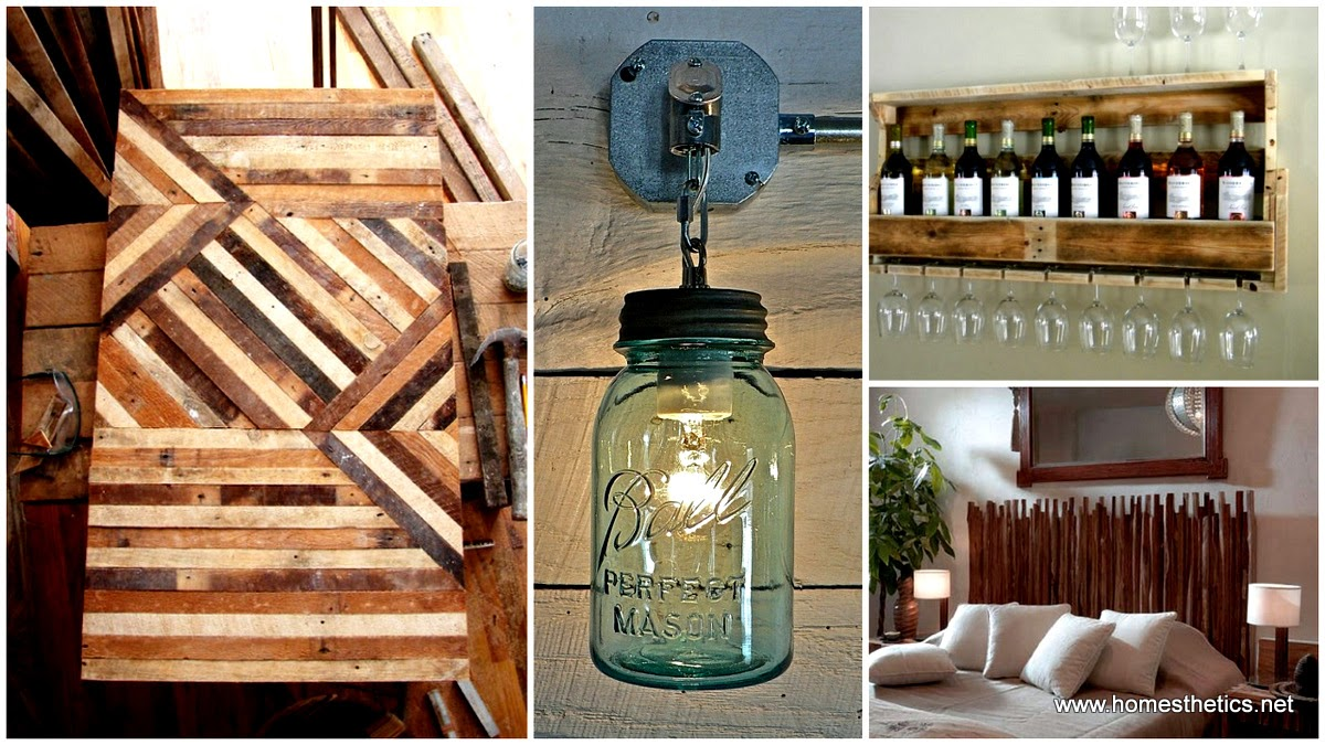 The Most Extraordinary Beautiful And Useful Rustic Diy Projects In World Computer Fun