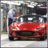 Mazda MX-5 ND Miata Production Begins