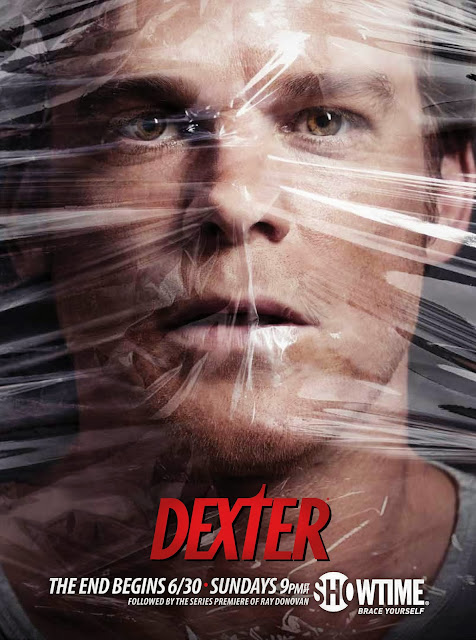 Dexter Final 8th Season Poster in Hd