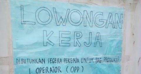 Lowongan Kerja Smk Otomotif Daerah Tangerang