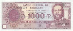 Guarani the currency of Paraguay
