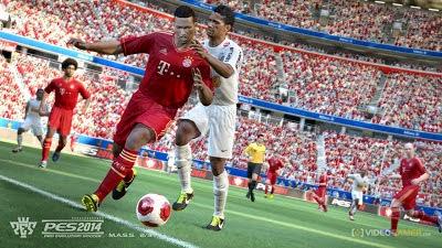 Game Pro evoluton Soccer 2014 Free Full version