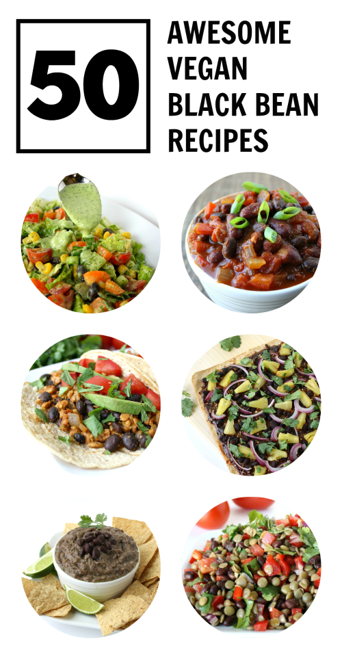 Bean recipes vegan easy lunches