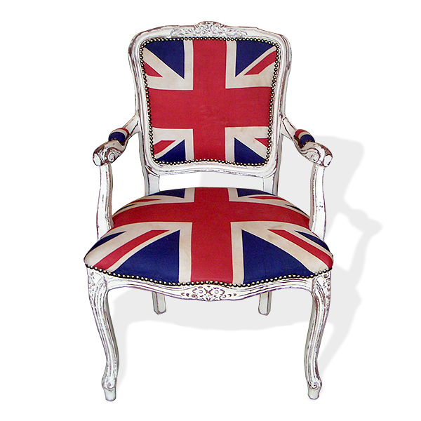 Mix and chic union jack inspired furniture and home for Furniture jack
