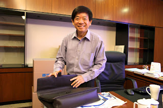 Mr. Khaw Boon Wan, the new Minister for National Development
