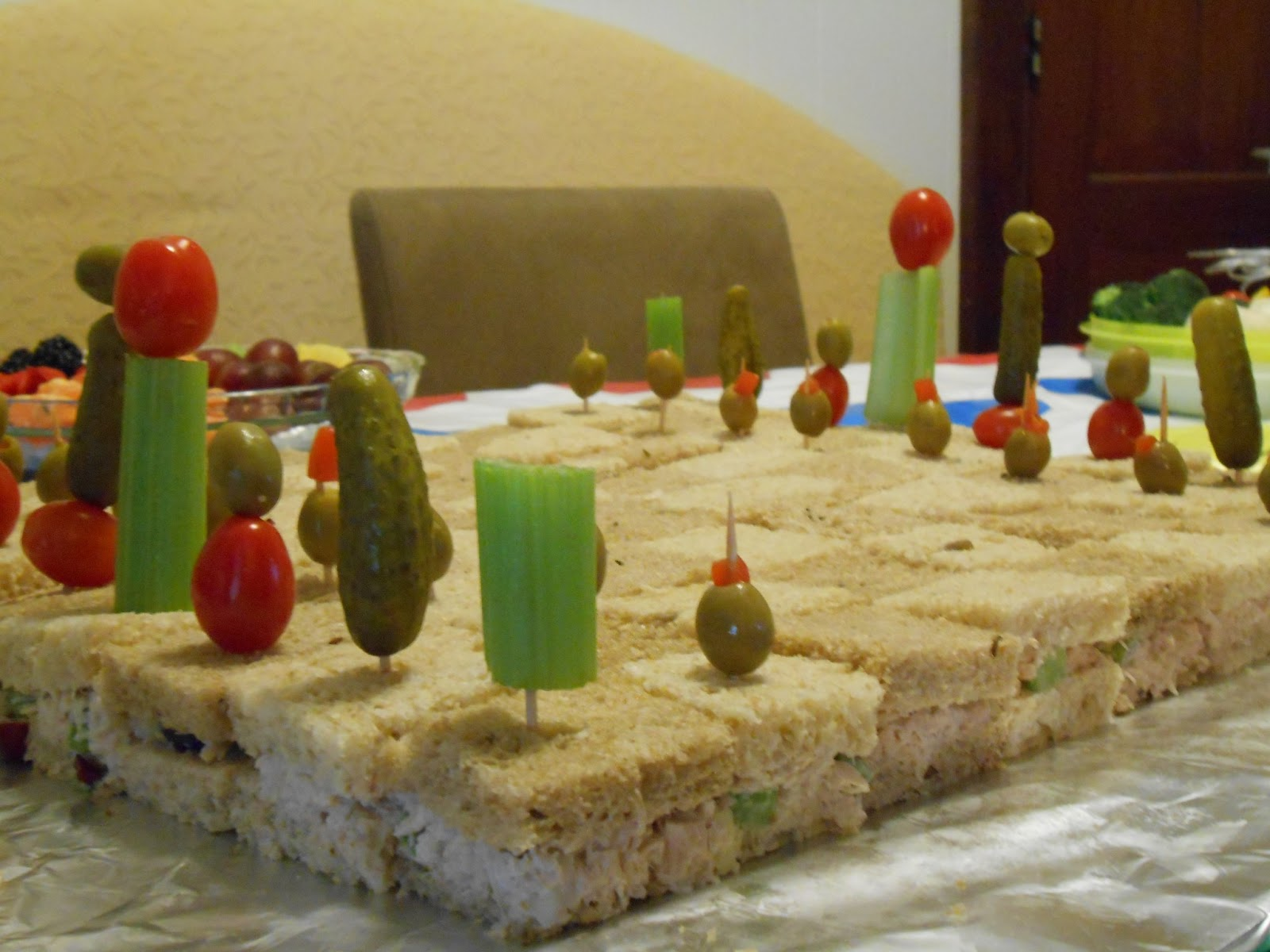 Do it yourself ditders theme parties board game party food to solutioingenieria Gallery