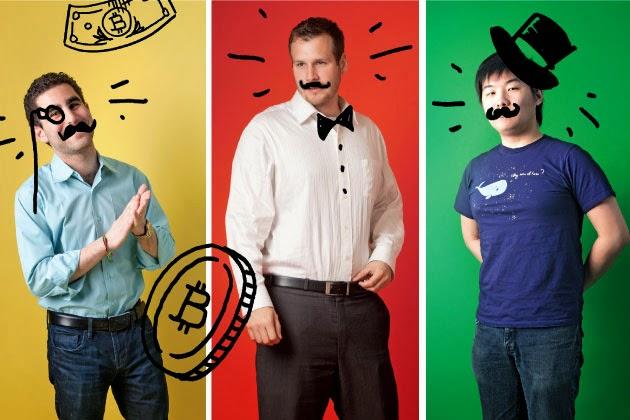 Orang Kaya Dunia Karena Bitcoin