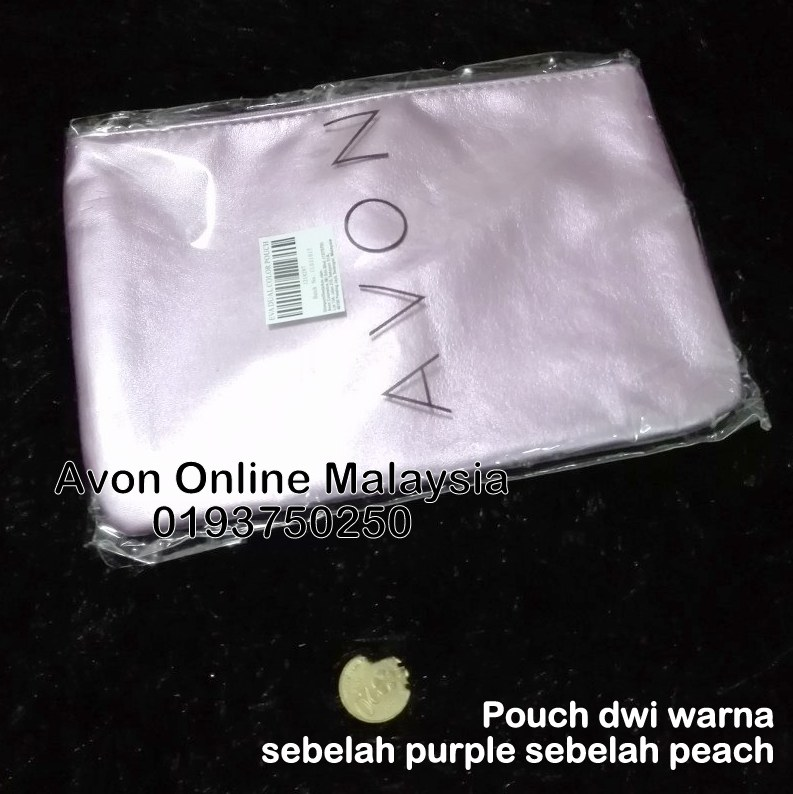 Dual-Color Pouch