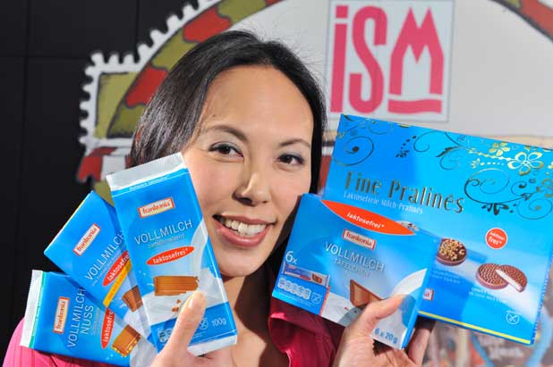 ISM 2012 - Sweets and Biscuits(ケルン国際菓子専門見本市)