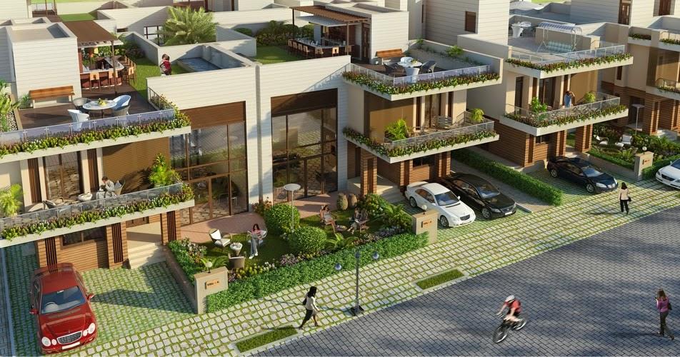 Vesta Villa Unnati Fortune Sector-144 Noida Call-08010060609 ...