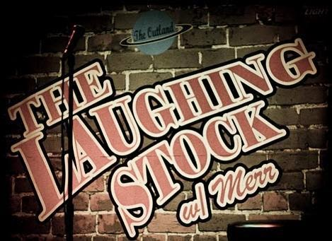 Laughing Stock 1st Wednesday of the month