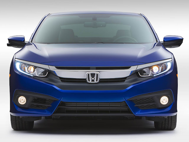 Novo Honda Civic 2016 Coupé