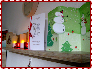 Christmas cards to Germany