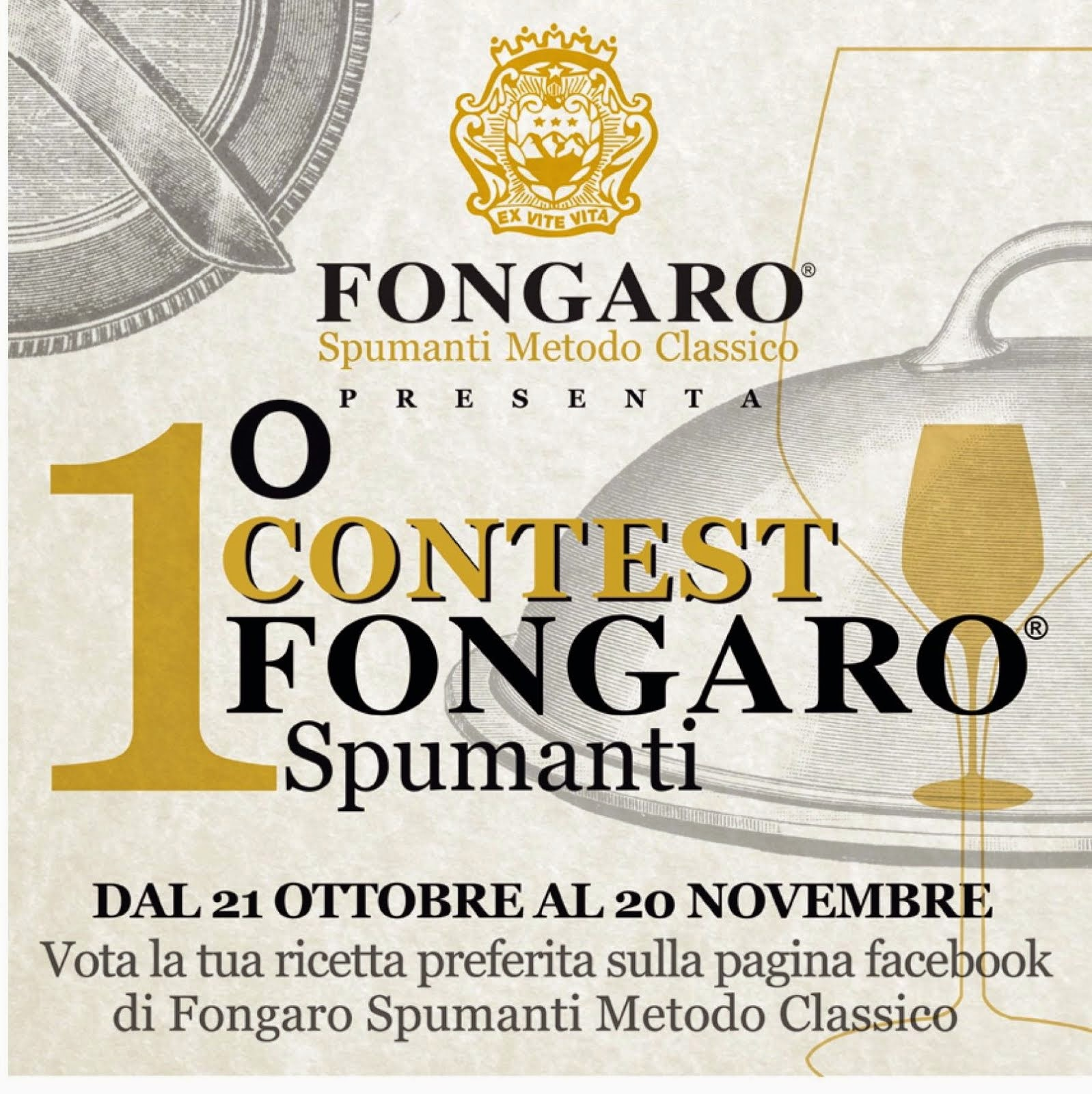 contest Fongaro spumanti
