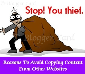 Why You Should Avoid Copying Content From Other Websites