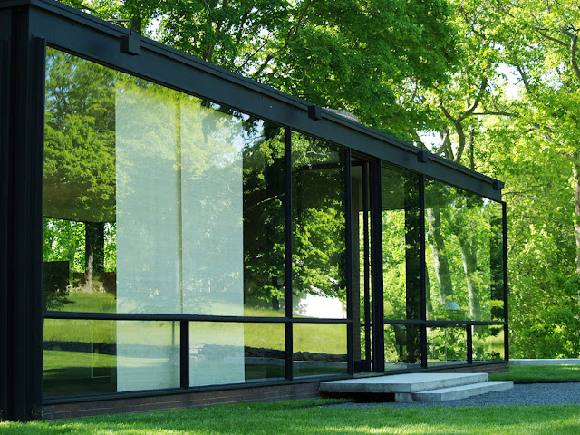 Home styles glass house style for Modern house window styles