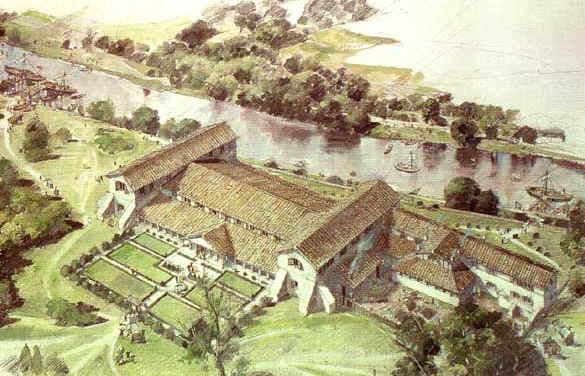 Historia incompleta de espa a las villas romanas for Villas romanas