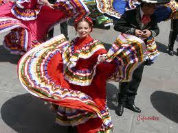 Diferentes tipos de bailes regionales y tipicos