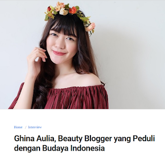 Interview Kawaii Beauty Japan