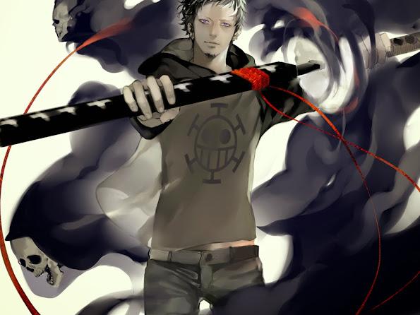 trafalgar law anime one piece anime hd wallpaper 1280x960