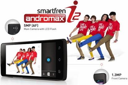 Smartfren Andromax i2