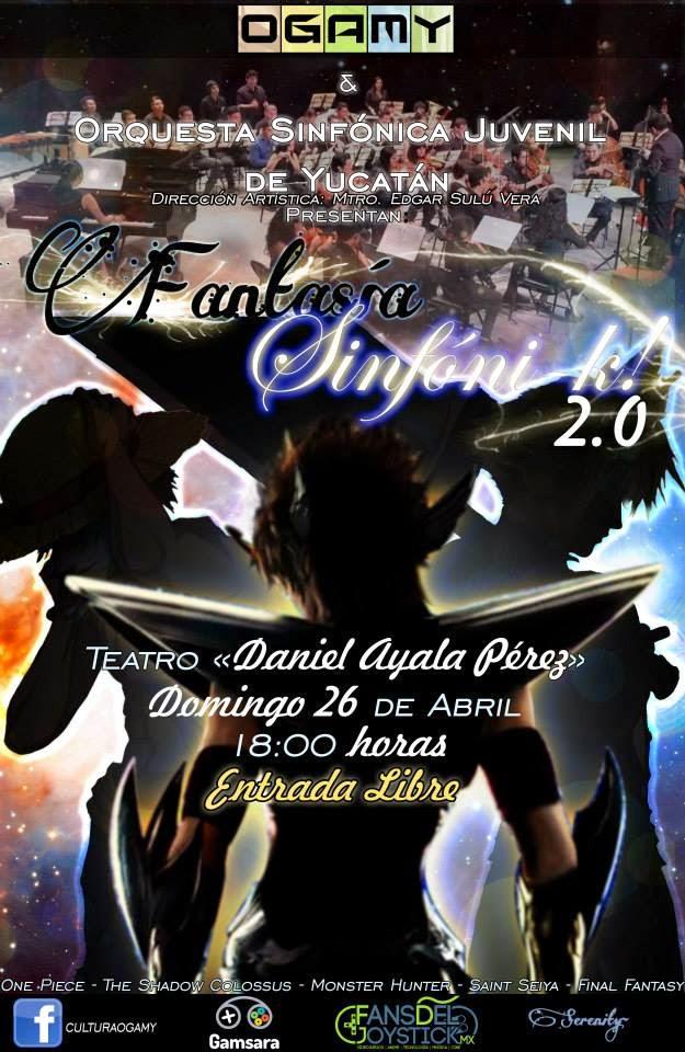 Fantasia Sinfónik 2.0
