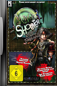 Jungle Shooter-Cover
