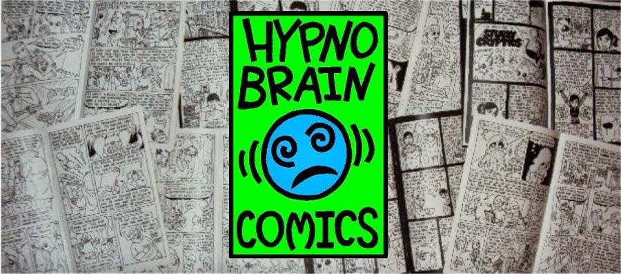 HYPNO BRAIN COMICS