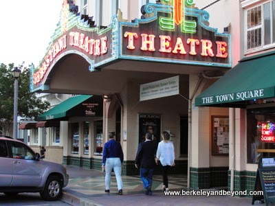 Sebastianai Theatre in Sonoma, California