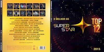 Superstar 2015 O Melhor Do Top 12 2015