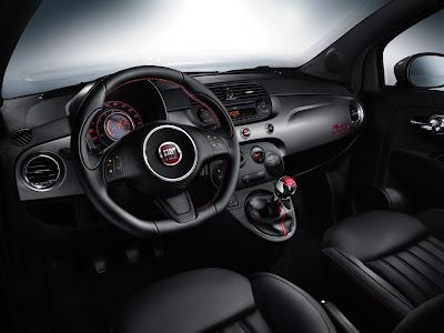 2013 Fiat 500S