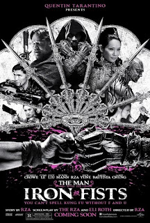 The Man With the Iron Fists (2012) Online