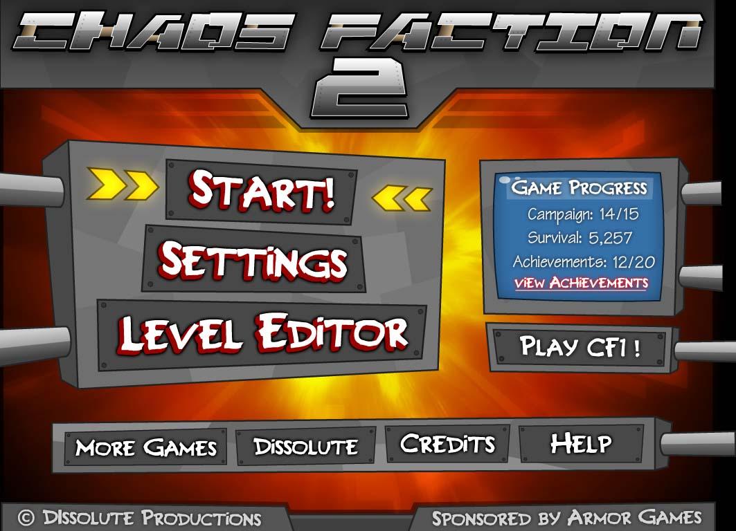 скачать chaos faction 2 на компьютер