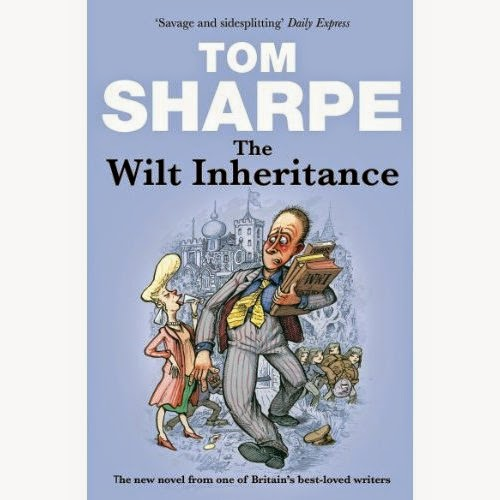 The Wilt Inheritance (Published in 2010) - More problems for Wilt - Authored by Tom Sharpe