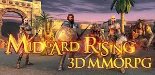 Midgard Rising 3D