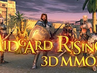 Download Game Android Midgard Rising 3D APK+DATA