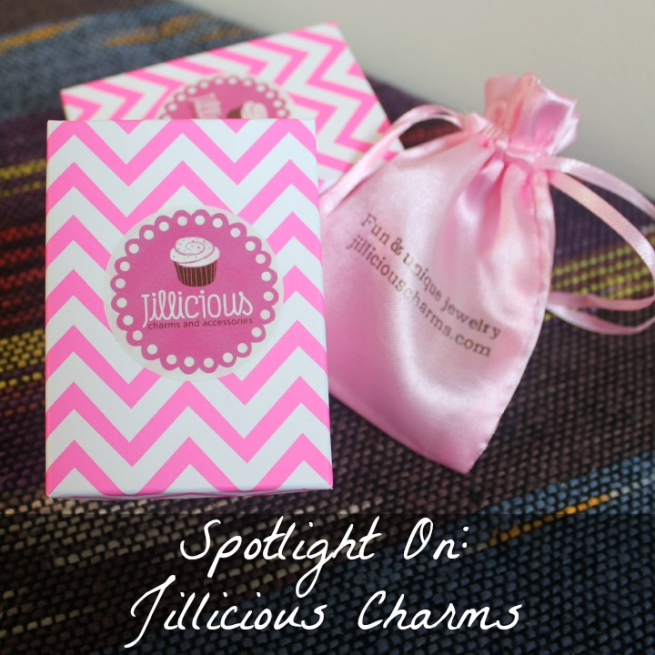 Jillicious Charms and Accessories packaging
