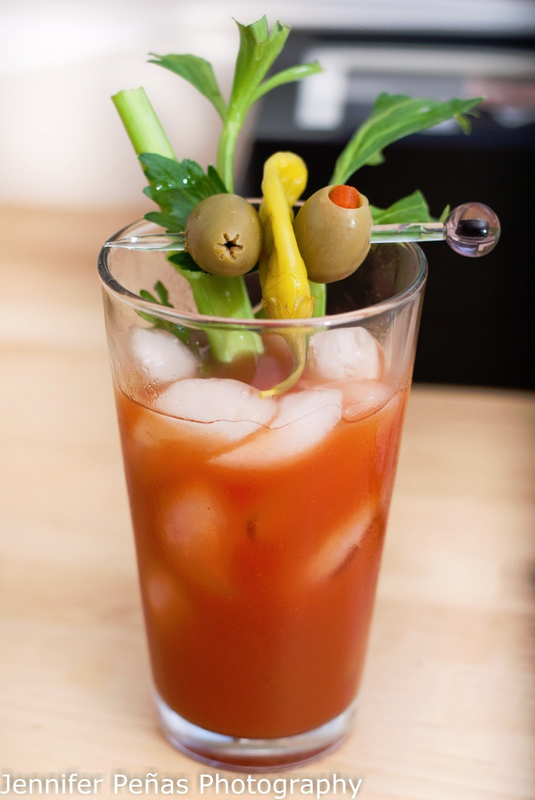 Bloody Mary ~ A Year of Cocktails