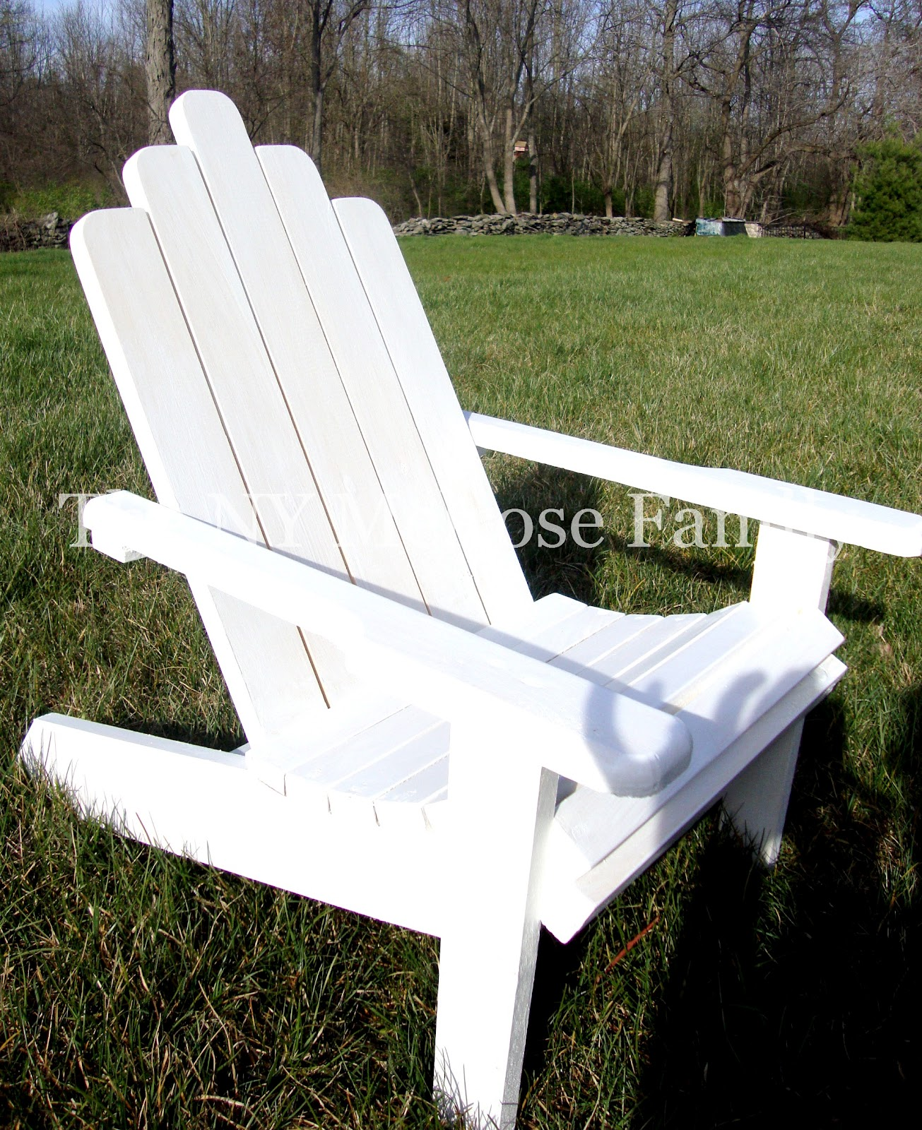 Child S Adirondack Chair The Melrose Family