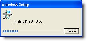 Menginstalasi DirectX 9