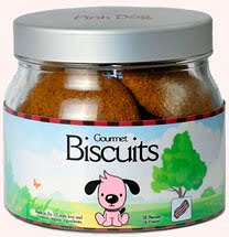 Free Gourmet Dog Biscuits Samples from Pink Dog Bakery