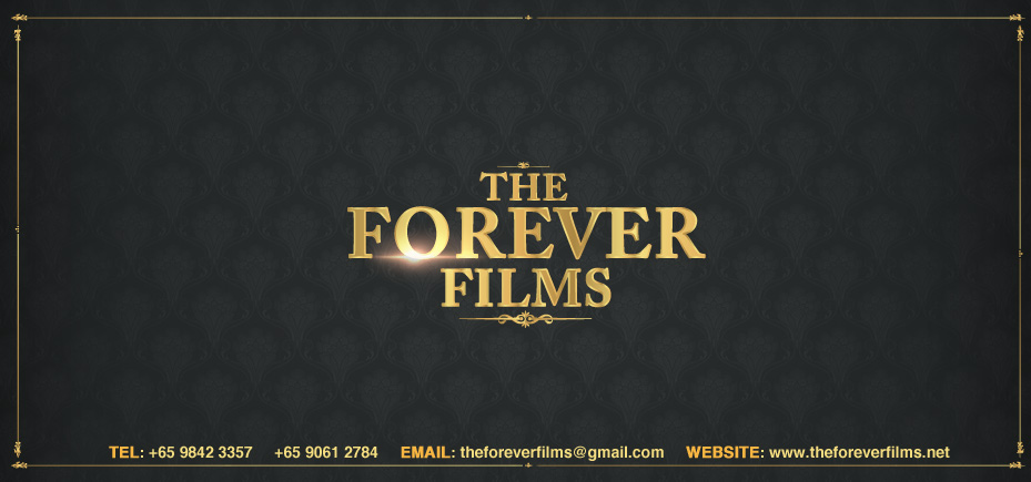 Actual Day Wedding Videographer Singapore | The Forever Films