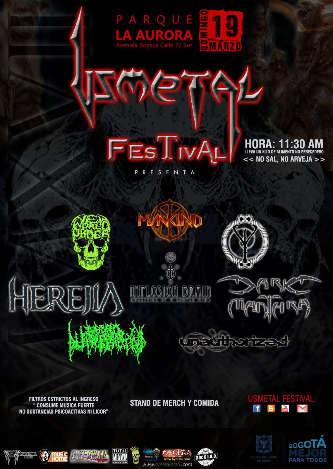 Usmetal Festival 2017