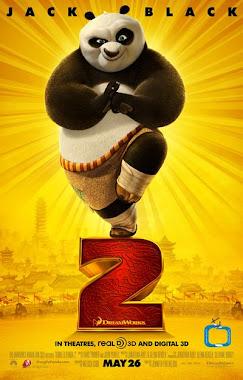 Kung Fu Panda 2 BRRip 720p HD Español Latino 2011