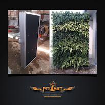 Vertical Garden System Box Aluminium
