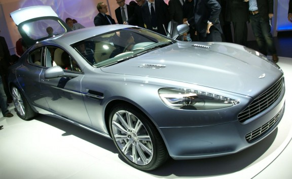 2011 Aston Martin Rapide Incredible Overview
