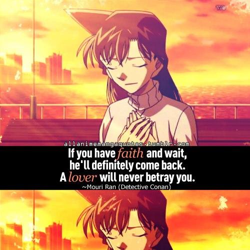 Detective Conan Quotes. QuotesGram